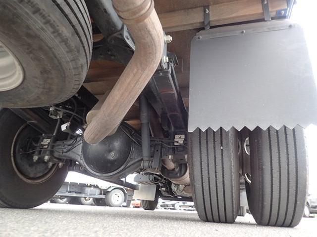 4.3トン ワイドロング 平ボディ AT車 全低床 3方開(15枚目)