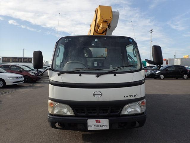 高所作業車 5速 アイチ製 4WD 作業床9.7m(20枚目)