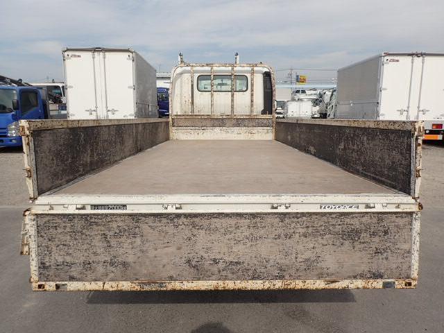 平 2トン ワイドロング 5速MT 全低床 3方開(7枚目)
