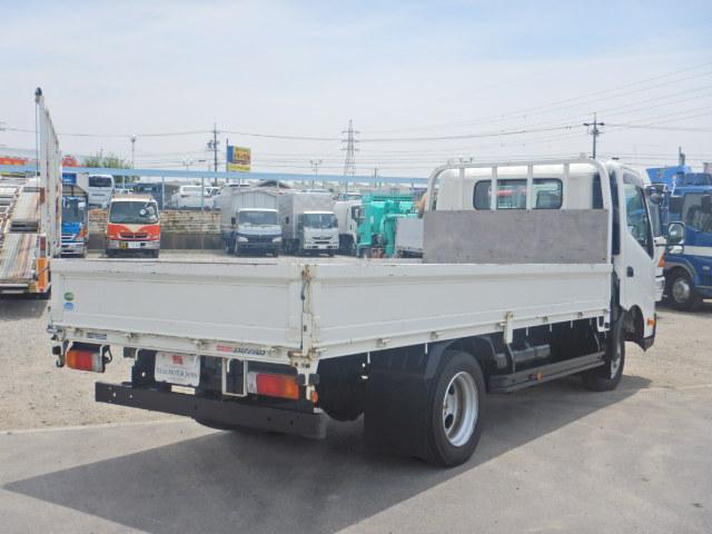 2トン ワイドロング 平ボディ 5MT 4WD 全低床(3枚目)