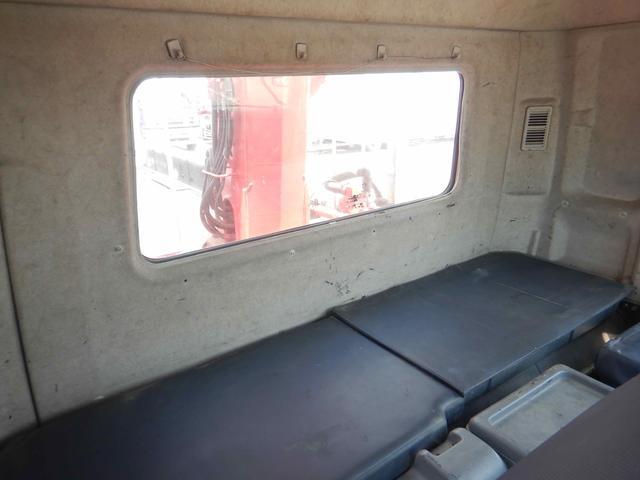 4段クレーン付き 増トン 7.6t ラジコン付き ベッド付き(15枚目)