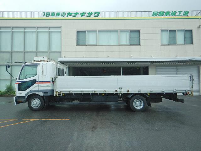 4トン アルミブロック平 ワイドロング ベット付き(3枚目)