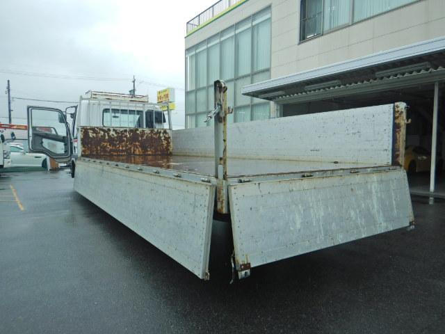 4トン アルミブロック平 ワイドロング ベット付き(15枚目)