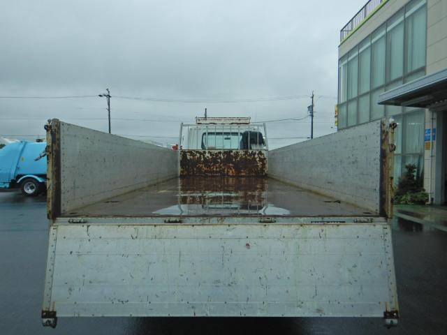 4トン アルミブロック平 ワイドロング ベット付き(16枚目)