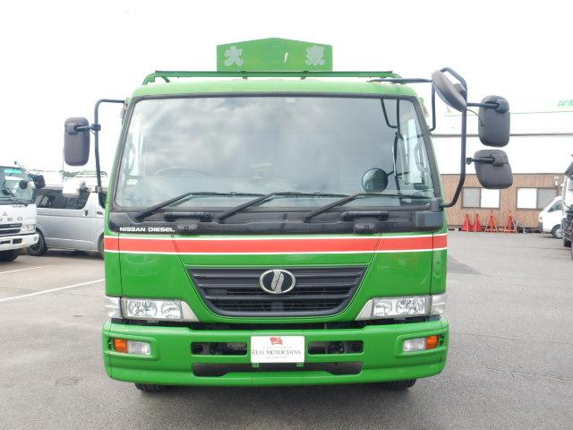 コンテナ専用車 9.5t 増トンワイド ゴトコン ベッド付き(5枚目)