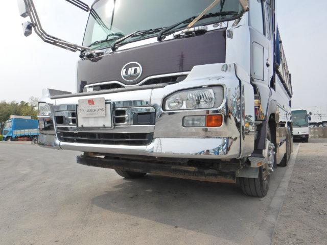 「その他」「クオン」「トラック」「愛知県」の中古車3