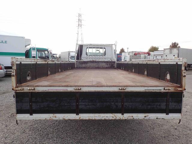 4トン 平ボディ ワイドロング 3方開 210馬力ターボ(8枚目)