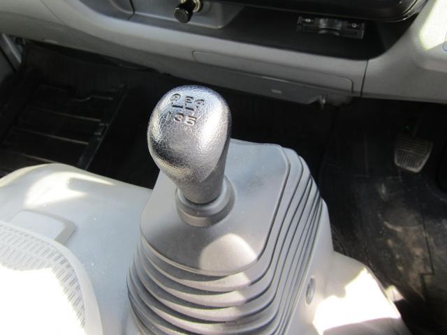 低温冷凍車(デンソー)/荷台床アルミキーストン/左サイドスライド扉/リア観音3枚扉