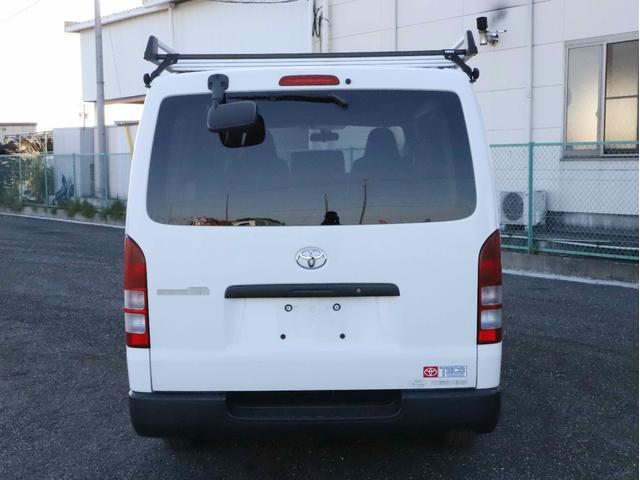 DX 4WD リフト付き ディーゼルターボ ロング 左サイドスライド扉 1000kg(6枚目)