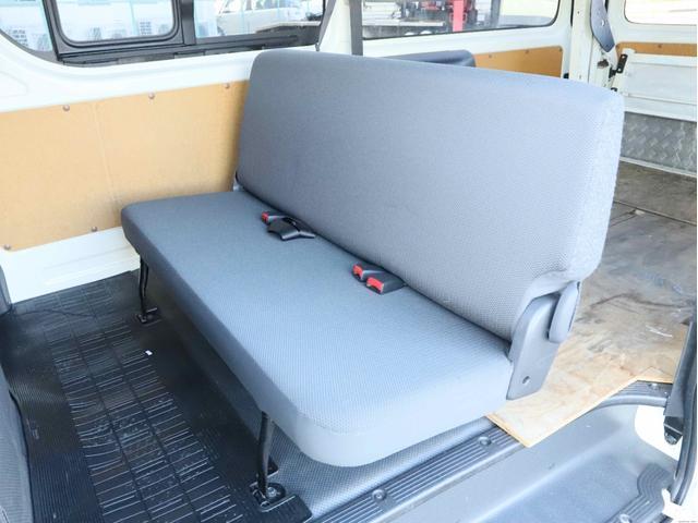 DX 4WD リフト付き ディーゼルターボ ロング 左サイドスライド扉 1000kg(8枚目)