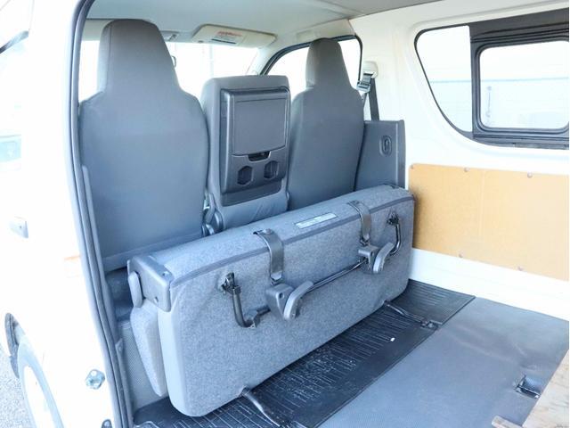 DX 4WD リフト付き ディーゼルターボ ロング 左サイドスライド扉 1000kg(9枚目)