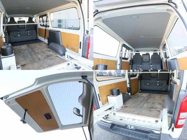 DX 4WD リフト付き ディーゼルターボ ロング 左サイドスライド扉 1000kg(16枚目)