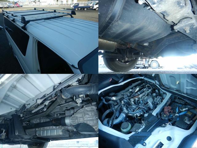 DX 4WD リフト付き ディーゼルターボ ロング 左サイドスライド扉 1000kg(17枚目)