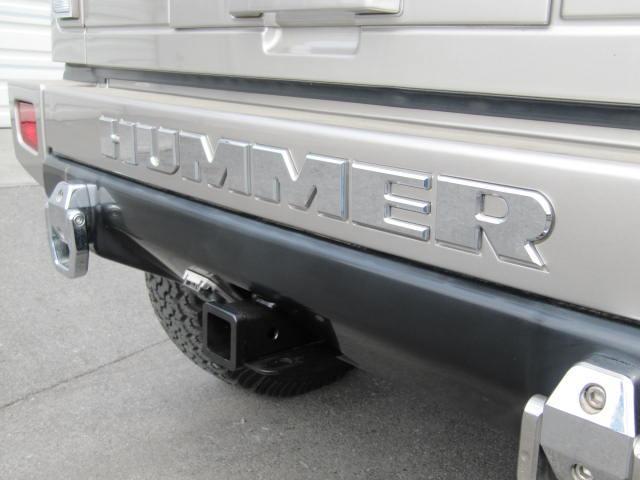 ハマー ハマー H2 ラグジュアリーPKG 1オーナー 新車並行車 整備記録簿付き