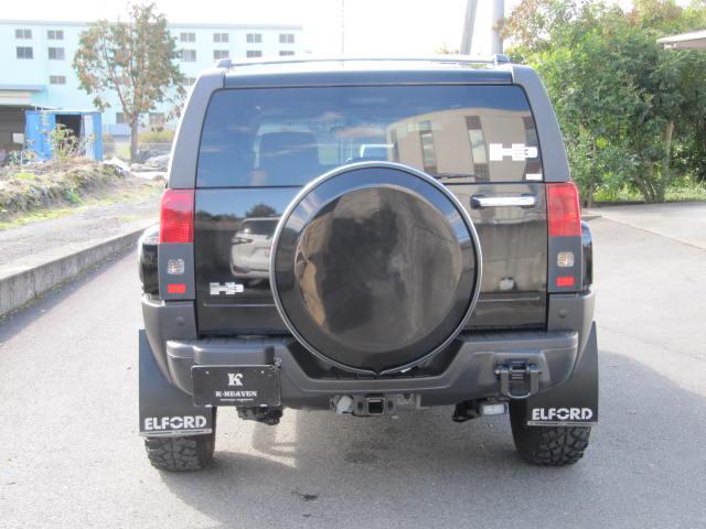 「ハマー」「ハマー H3」「SUV・クロカン」「静岡県」の中古車6