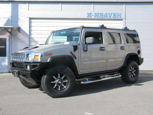 「ハマー」「ハマー H2」「SUV・クロカン」「静岡県」の中古車2