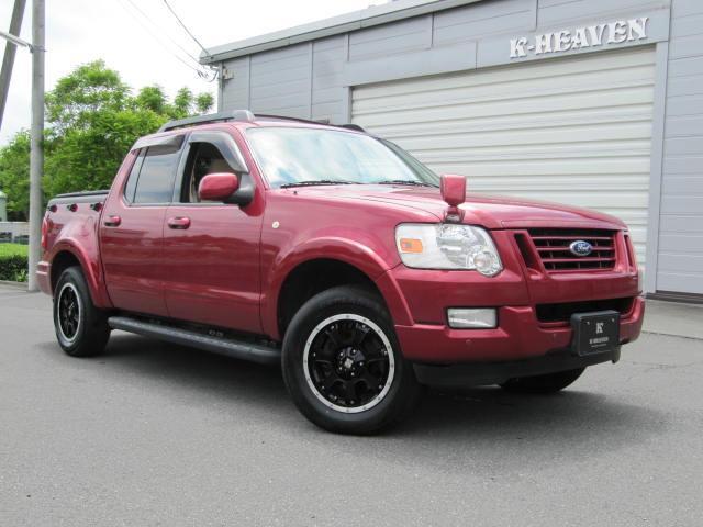 「フォード」「エクスプローラースポーツトラック」「SUV・クロカン」「静岡県」の中古車5