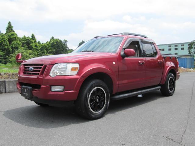 「フォード」「エクスプローラースポーツトラック」「SUV・クロカン」「静岡県」の中古車6