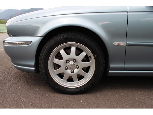 「ジャガー」「ジャガー Xタイプ」「セダン」「静岡県」の中古車8