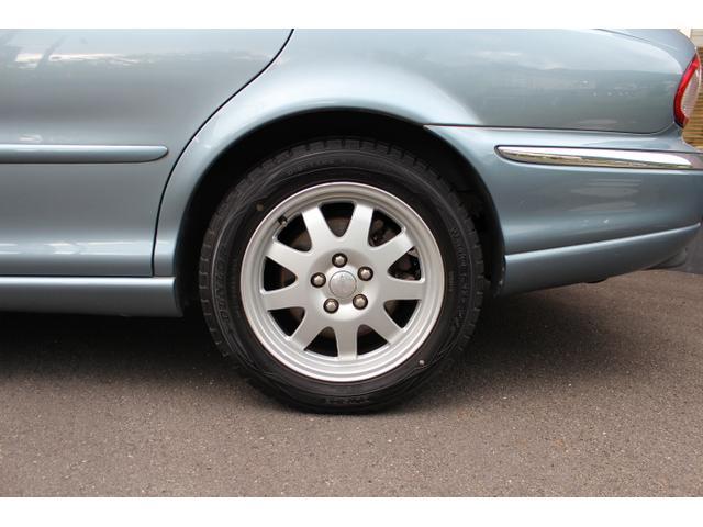「ジャガー」「ジャガー Xタイプ」「セダン」「静岡県」の中古車9