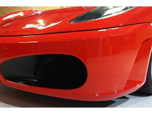 F1 正規D車 フルオプション ロッソスクーデリア カーボンブレーキ 赤革デイトナシート 純正ポリッシュアルミ(25枚目)