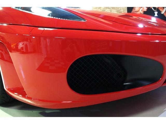 F1 正規D車 フルオプション ロッソスクーデリア カーボンブレーキ 赤革デイトナシート 純正ポリッシュアルミ(26枚目)