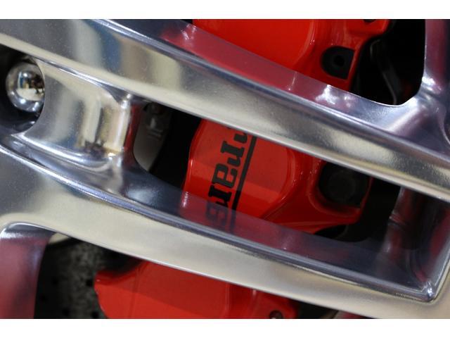 F1 正規D車 フルオプション ロッソスクーデリア カーボンブレーキ 赤革デイトナシート 純正ポリッシュアルミ(30枚目)