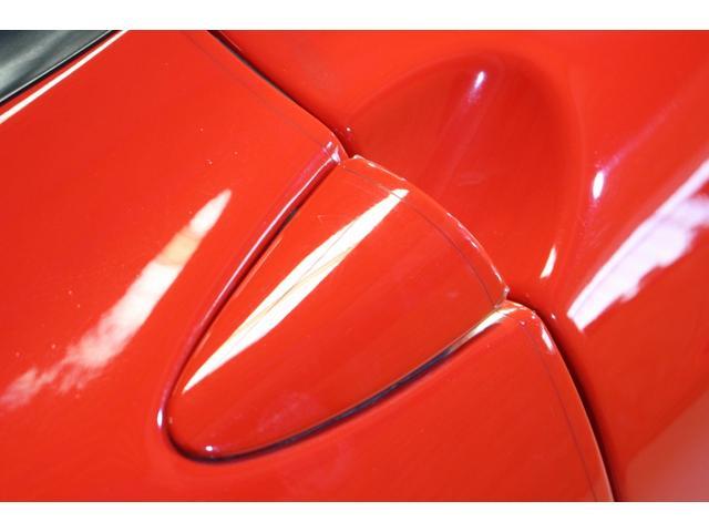 F1 正規D車 フルオプション ロッソスクーデリア カーボンブレーキ 赤革デイトナシート 純正ポリッシュアルミ(33枚目)