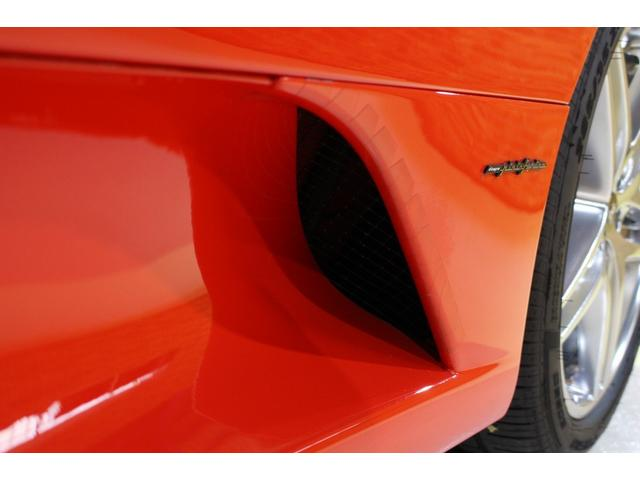 F1 正規D車 フルオプション ロッソスクーデリア カーボンブレーキ 赤革デイトナシート 純正ポリッシュアルミ(36枚目)