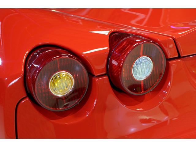F1 正規D車 フルオプション ロッソスクーデリア カーボンブレーキ 赤革デイトナシート 純正ポリッシュアルミ(39枚目)