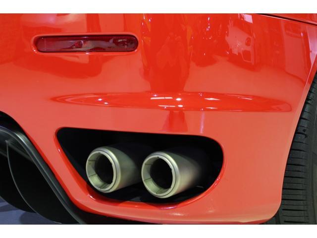 F1 正規D車 フルオプション ロッソスクーデリア カーボンブレーキ 赤革デイトナシート 純正ポリッシュアルミ(42枚目)