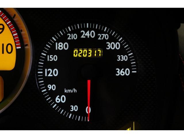 F1 正規D車 フルオプション ロッソスクーデリア カーボンブレーキ 赤革デイトナシート 純正ポリッシュアルミ(53枚目)