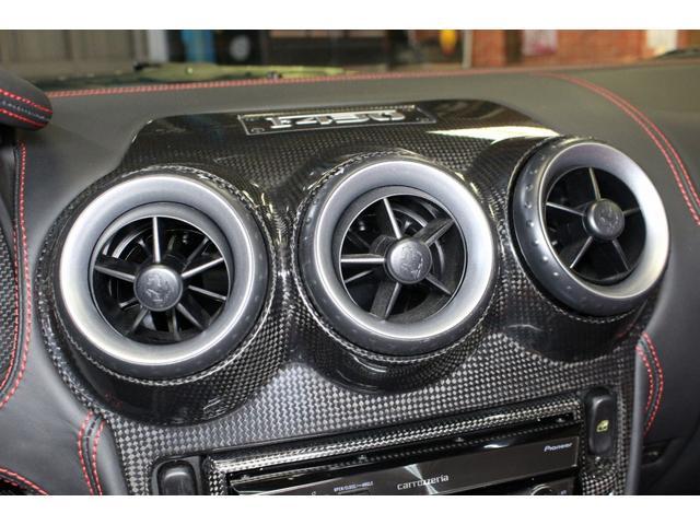 F1 正規D車 フルオプション ロッソスクーデリア カーボンブレーキ 赤革デイトナシート 純正ポリッシュアルミ(55枚目)