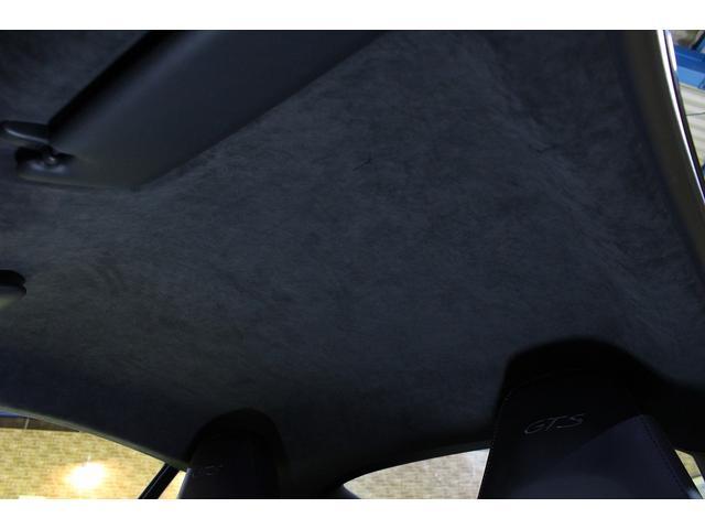 GTS 雨天未使用 スポーツクロノパッケージ アルミニウムパッケージ スポーツデザインステアリング スポーツエキゾーストシステム アルカンターラシート  ウィンカー 5ターンシグナル(12枚目)