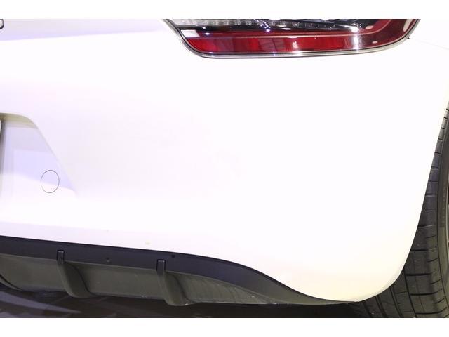 GTS 雨天未使用 スポーツクロノパッケージ アルミニウムパッケージ スポーツデザインステアリング スポーツエキゾーストシステム アルカンターラシート  ウィンカー 5ターンシグナル(36枚目)