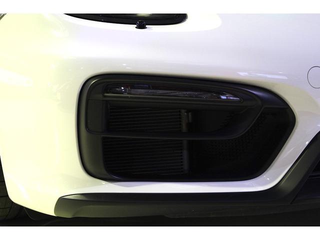 GTS 雨天未使用 スポーツクロノパッケージ アルミニウムパッケージ スポーツデザインステアリング スポーツエキゾーストシステム アルカンターラシート  ウィンカー 5ターンシグナル(43枚目)
