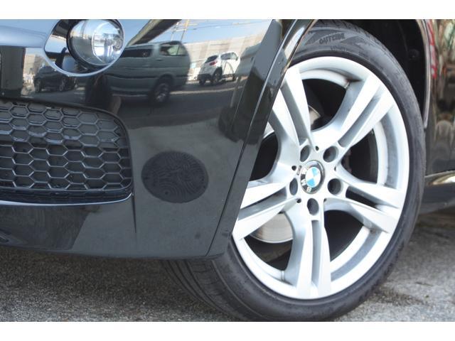 BMW BMW X1 sDrive 20i Mスポーツ 後期型 インダッシュナビ
