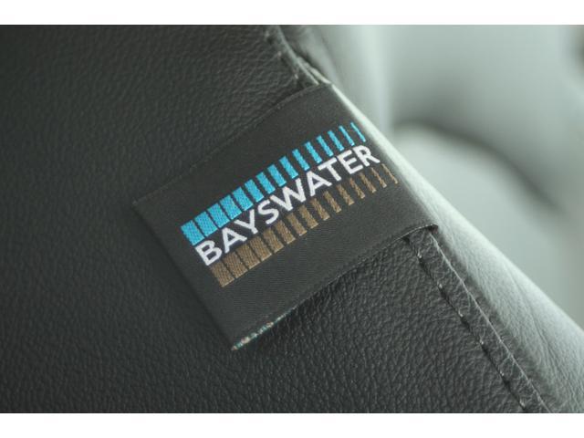 シートサイドにはベイズウォーターのタグが与えられています。
