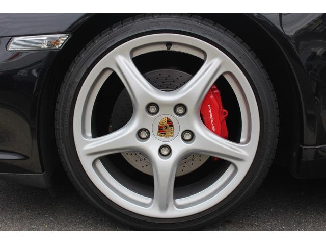 911カレラS 後期型 PDK スポーツクロノpkg ブラックフルレザー PASM ナビ バックカメラ フルセグ ポルシェセンター点検記録簿 オートエアコン HIDヘッド スポーツステアリング(32枚目)