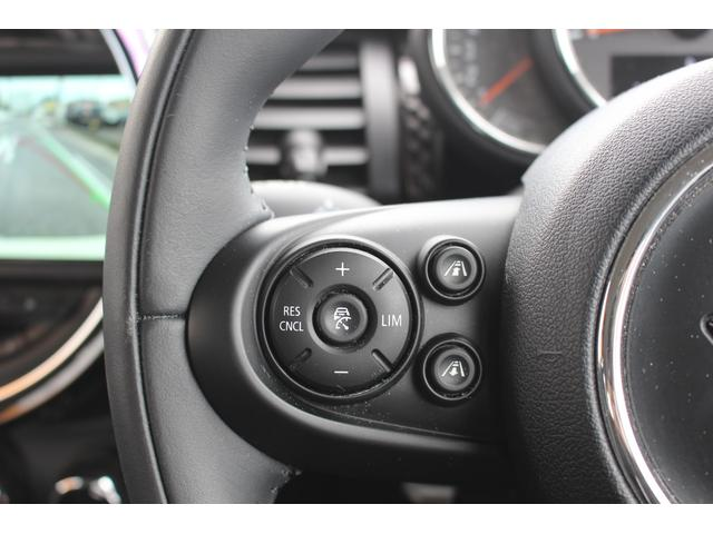 クーパーSD 後期型 LEDヘッドデイライト UJテール タッチパネル式ナビ バックカメラ コンフォートアクセス  MINIコントローラー ETC シートヒーター ディーラー車(17枚目)
