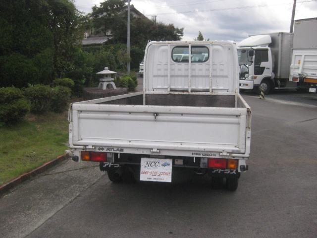 日産 アトラストラック NOX適合スーパーロー超低床4ナンバー新免許対応