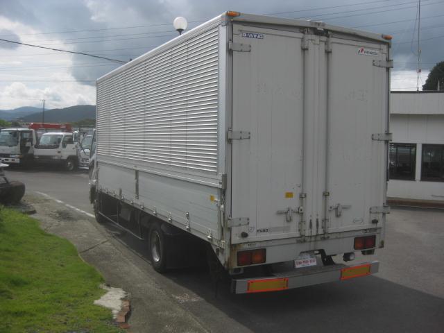 1オーナー電動アルミウイングエアサスDターボ6200ロング(8枚目)