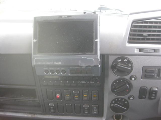 1オーナー電動アルミウイングエアサスDターボ6200ロング(48枚目)