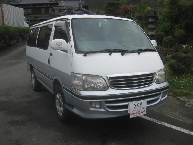 「トヨタ」「ハイエース」「ミニバン・ワンボックス」「愛知県」の中古車3