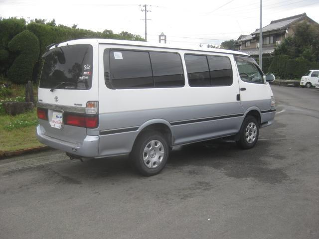 「トヨタ」「ハイエース」「ミニバン・ワンボックス」「愛知県」の中古車6