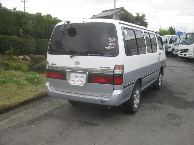 「トヨタ」「ハイエース」「ミニバン・ワンボックス」「愛知県」の中古車7
