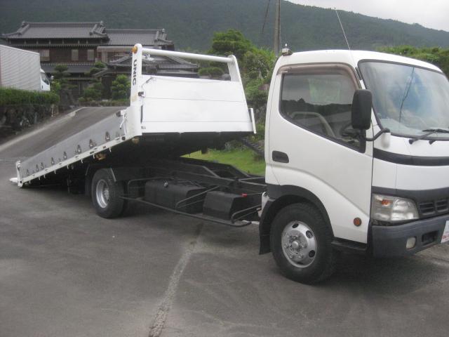 NOX適合一般型3t積載車3000kgセーフティーローダー(2枚目)