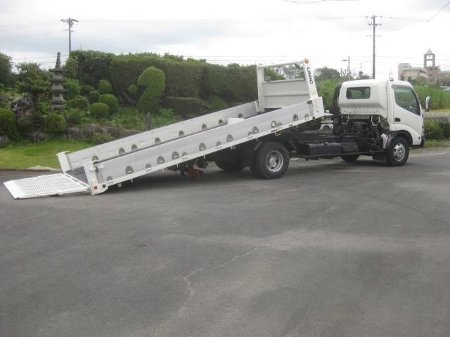 NOX適合一般型3t積載車3000kgセーフティーローダー(4枚目)