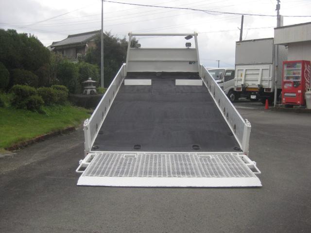 NOX適合一般型3t積載車3000kgセーフティーローダー(6枚目)
