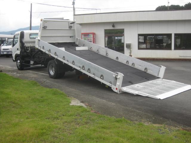 NOX適合一般型3t積載車3000kgセーフティーローダー(9枚目)